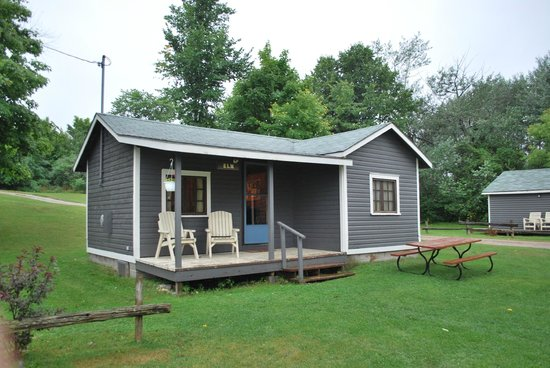 Timberlane Rustic Lodges: Our cabin