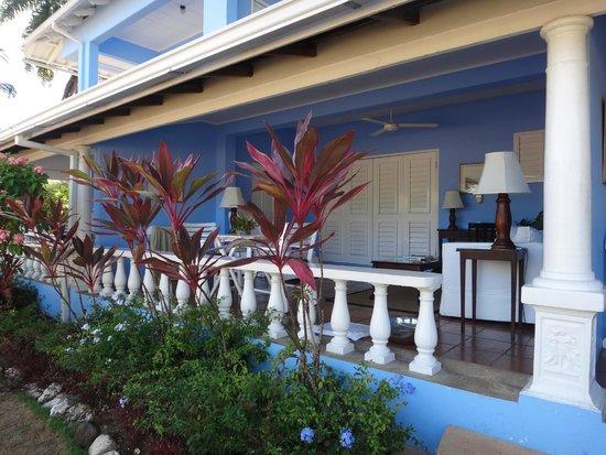 Jamaica Inn: Veranda room