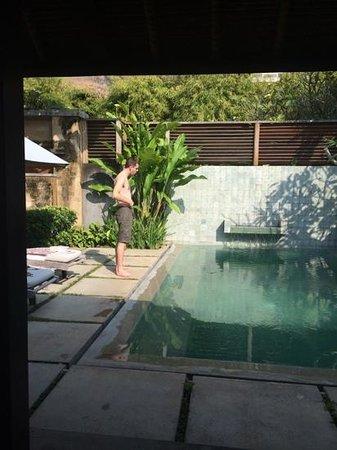 Mayaloka Villas Seminyak : The pool