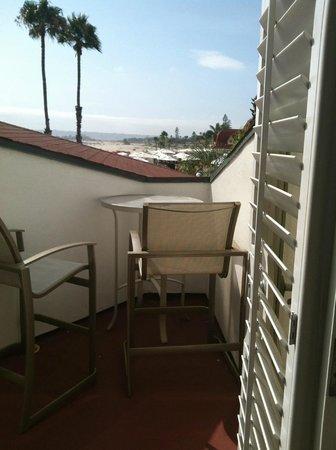 Hotel del Coronado: Second Room