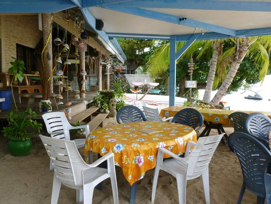 Maheata : Beach Area