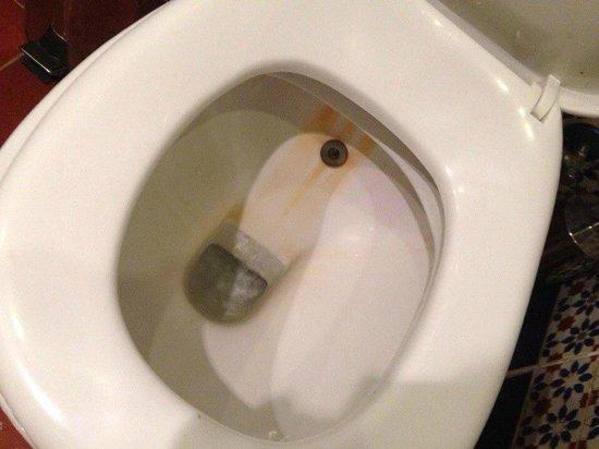 Faraana Heights Resort: Туалет