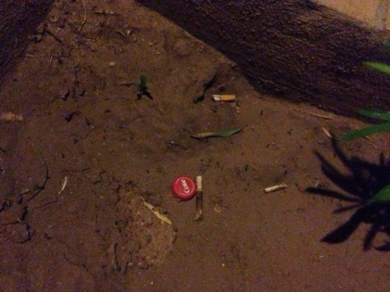 Faraana Heights Resort: Качество уборки на улице