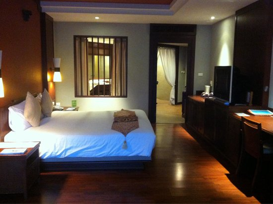 Novotel Samui Resort Chaweng Beach Kandaburi: Spacious room