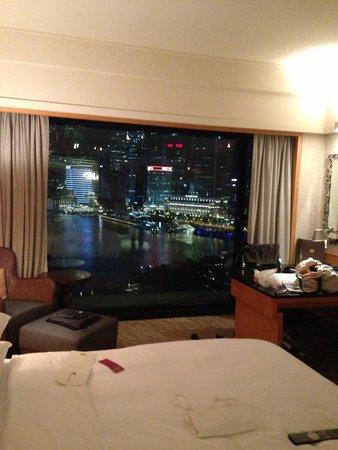 Mandarin Oriental, Singapore: Room baia