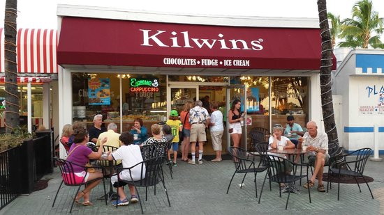 Kilwin's : Store front.
