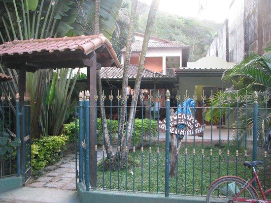 Pousada Cavalo Marinho: View from the street