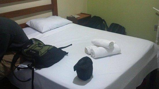 Pousada Cavalo Marinho: Our 2nd floor double room