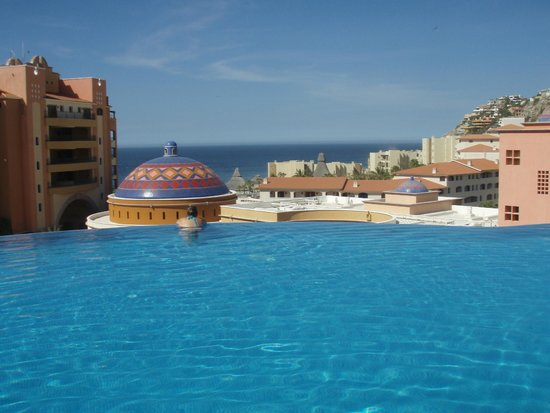 Playa Grande Resort: View from Ridge Pool