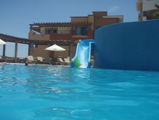 Playa Grande Resort: The Ridge Pool Slide