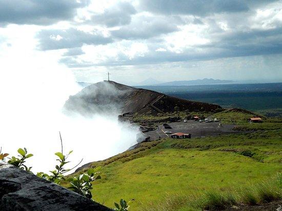 Café de los Sueños: Mirador Volcan Masaya