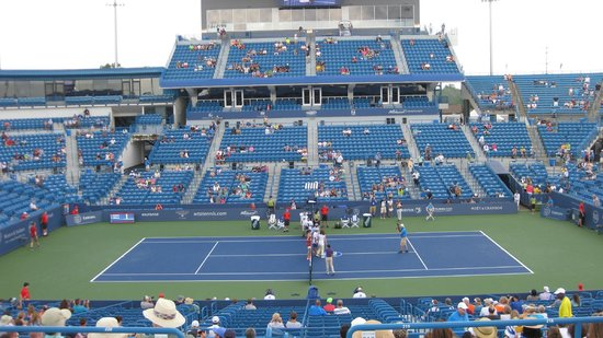 Western Southern Open : Center Court