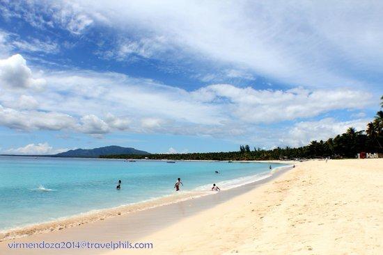 Dahican beach resort