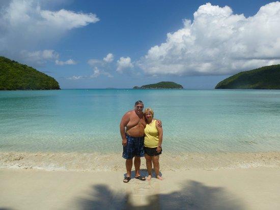 The Westin St. John Resort: Beautiful beach