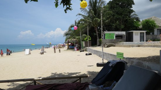Lamai Wanta : Beautiful beaches