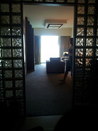 Hotel Riu Plaza Panama: Quarto