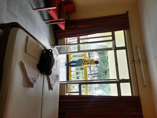 Colva Residency: room