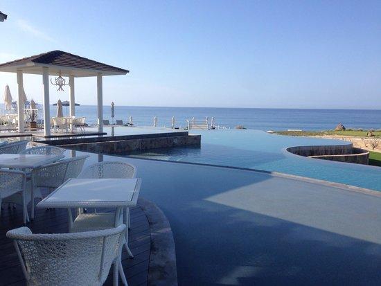 Secrets Puerto Los Cabos Golf & Spa Resort: Infinity pool by Oceana