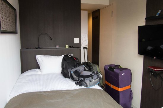 Centurion Hotel Ueno: Small room for 2 person