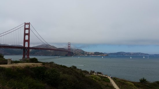 Blazing Saddles Bike Rentals and Tours : Golden Gate