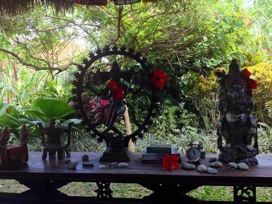 Desa Seni, A Village Resort: yoga studio