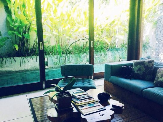 Maca Villas & Spa : Love it..