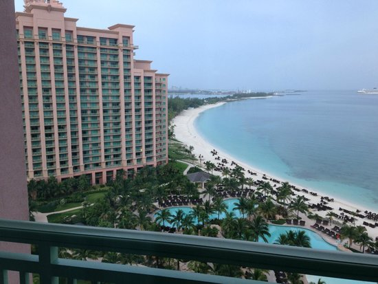The Cove Atlantis, Autograph Collection: Fisrt day from our room