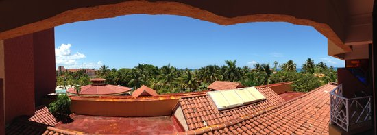Be Live Experience Varadero: Panoramic view from my room