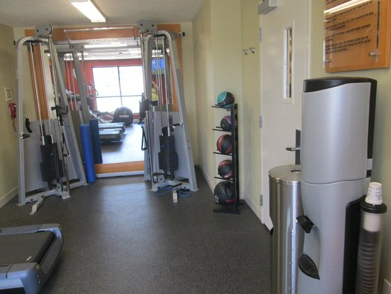 Doubletree Suites by Hilton Hotel Anaheim Resort - Convention  Center: gym