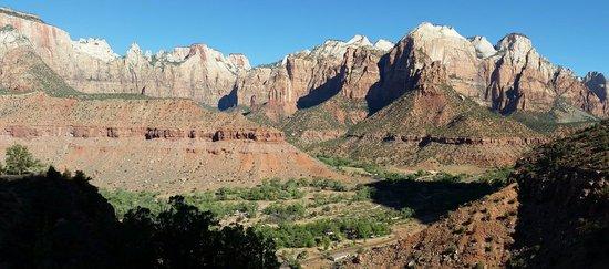 Watchman Trail: Agosto 2014