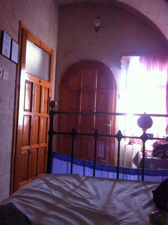 Hotel Elvan: stanza