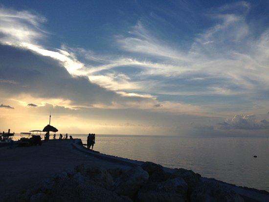 Fiesta Key RV Resort & Marina: sunset