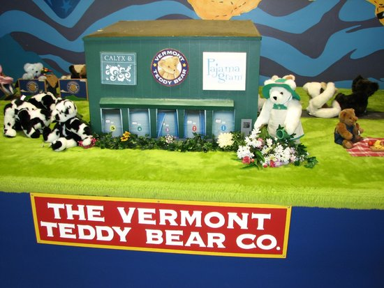 vermont teddy bear co In september, john forgit joined the design department at the vermont teddy bear co as the creative director in this role he will be responsible for establishing, leading and directing the.