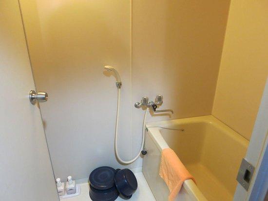 Lake Land Hotel Mizunosato: 部屋にあるお風呂