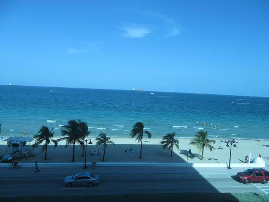 The Westin Beach Resort, Fort Lauderdale: Vista desde la habitacion
