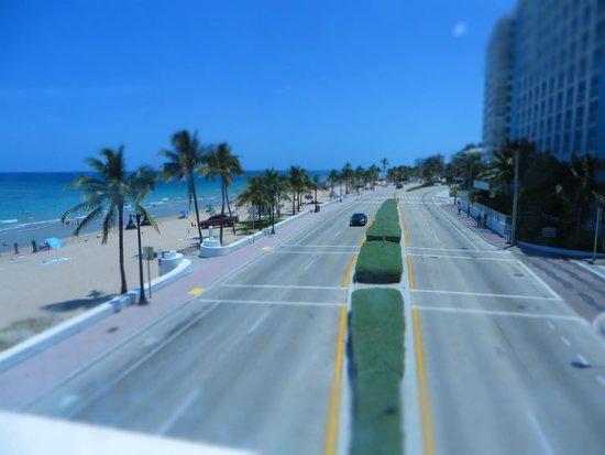 The Westin Beach Resort, Fort Lauderdale: Al frente de La Playa