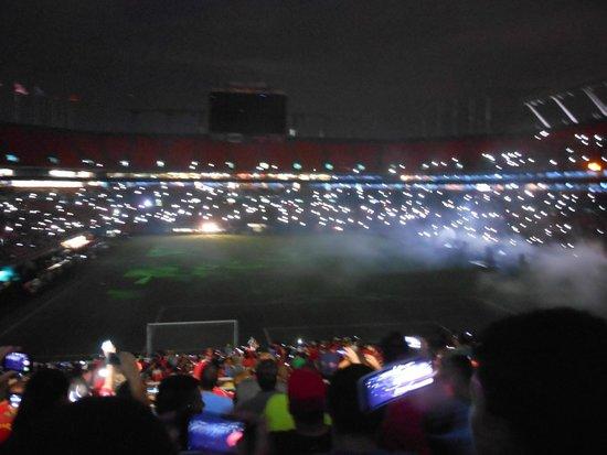 Sun Life Stadium : Martin Garrix at Half Time