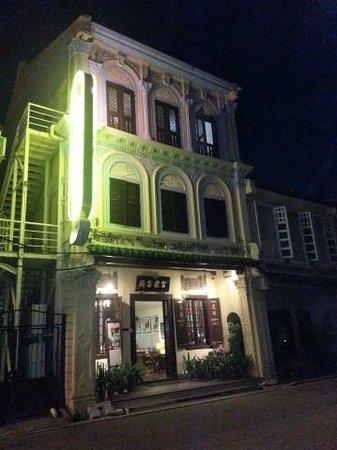 Hotel Puri exterior