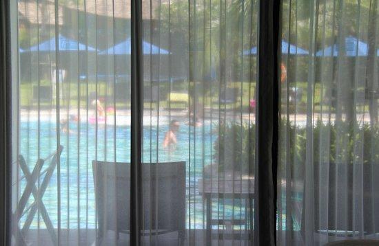 Holiday Inn Resort Krabi Ao Nang Beach: View from inside the room