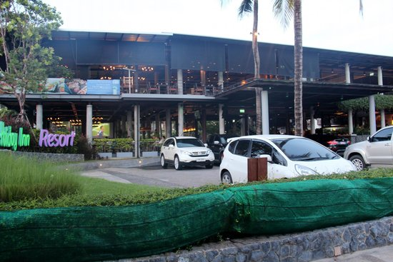 Holiday Inn Resort Krabi Ao Nang Beach: Outside view