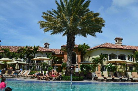 Beaches Turks & Caicos Resort Villages & Spa: Village by day