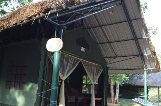 Galibore Nature Camp: Room/suite