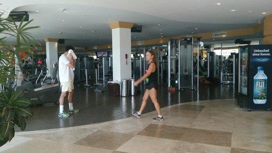 Sandos Cancun Lifestyle Resort: vistas