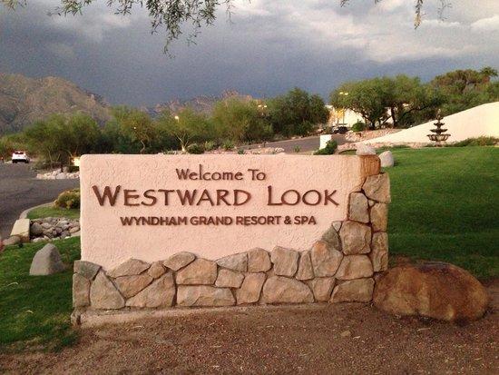 Westward Look Wyndham Grand Resort and Spa: Entrance