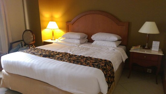 Arion Swiss-Belhotel Kemang Jakarta: Awesome quality bed and lining
