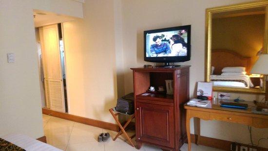 Arion Swiss-Belhotel Kemang Jakarta: Nice setting and veru spacious