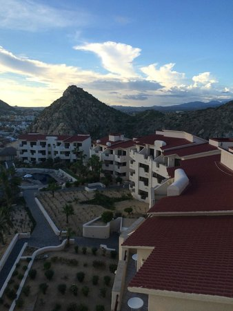Grand Solmar Land's End Resort & Spa: 4th floor view