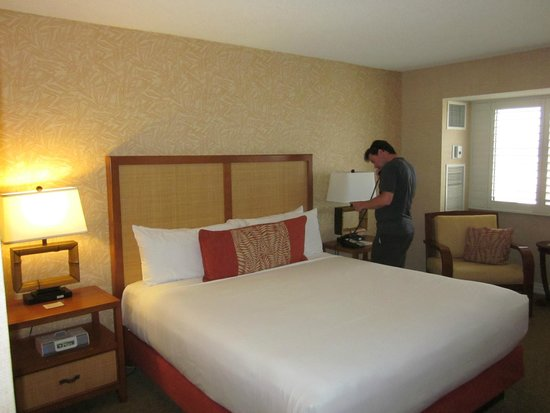Tropicana Las Vegas - A DoubleTree by Hilton Hotel: Room