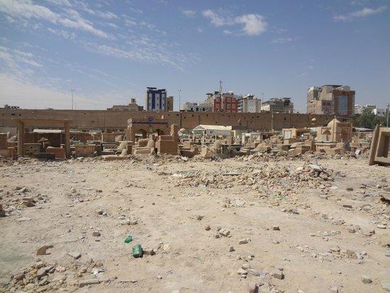 Najaf, Iraq: Wadi Al Salaam