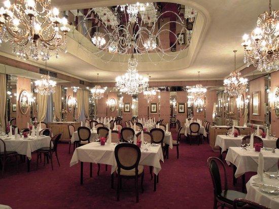Bristol Hotel Salzburg: Crystal room